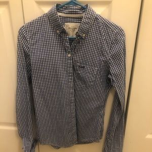 Abercrombie Womens Button Up